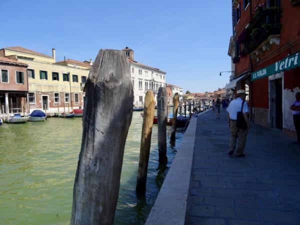 Visite de Venise Murano 19 juin 2017