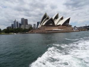 Sydney Opéra House