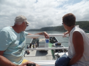 En route pour Fraser Island