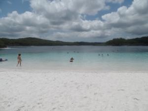 Le Lac Mackenzie et sable blanc une merveille