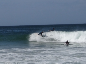 Byron Bay les surfeurs