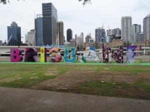 Brisbane est la capitale du Queensland