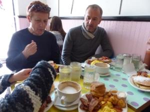 breakfast à Harlem